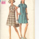 Simplicity pattern 8140   Miss Petites and Misses Dress -  Size  8MP