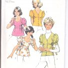 Simplicity pattern 6401    Young Junior/ Teens Top-  Size  7-8