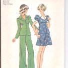 Simplicity pattern 6221   Young Jr. /Teens  Dress or top and pants-  Size  5/6
