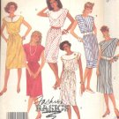 McCalls  pattern 2983  Misses  Dress and tie belt -  Size 8