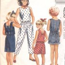 McCalls  pattern 4238    Girls Top, skirt, pants and shorts-  Size CH (7-8-10)