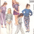 McCalls  pattern 5466   Girls Tops in 3 lengths and pants in 4 lengths-  Size 7