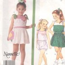 McCalls  pattern 2541   Childrens  Romper and Skirt-  Size 6