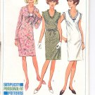 Simplicity pattern 6494   Misses one-piece dress-  Size  12