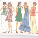 Simplicity pattern 6986  Misses   Dress or jumper or top-  Size 8-10