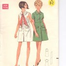 Butterick pattern 5448  Misses  one-piece  Dress - Size 8