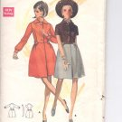 Butterick pattern 5114  Junior and Misses one-piece dress - Size 8