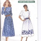Butterick pattern 6100   Misses Dress- Size 14-16-18