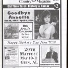 Tombigbee Country Magazine- #160-   May  2013