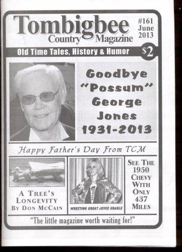 Tombigbee Country Magazine- #161-   June  2013