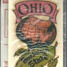 Vintage style Decal Sticker-  Ohio- The Buckeye State- NOS