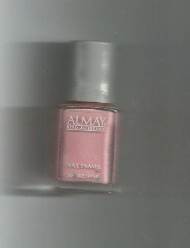 Vintage Almay Nail enamel-  Watercolor Pink -   NOS- disc. (#2)