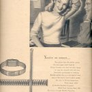 1946  Jacques Kreisler watch bands  ad (# 5079)