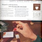 1951 Elgin watches ad (#4336)