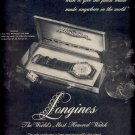 November 24, 1947     Longines Watch      ad  (#6452)