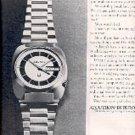1972 Accutron by Bulova Watch ad (#  1446)