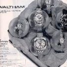 1972  Waltham Watches  ad (#  1441)
