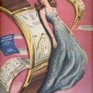 April 28, 1947  Gruen Curvex- the precision watch  ad (#6115)