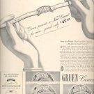 Oct. 30, 1939    Gruen Curvex watch  ad (#6071)