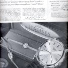 1963  Longiners- Wittnauer Watch Company  ad (#5374)