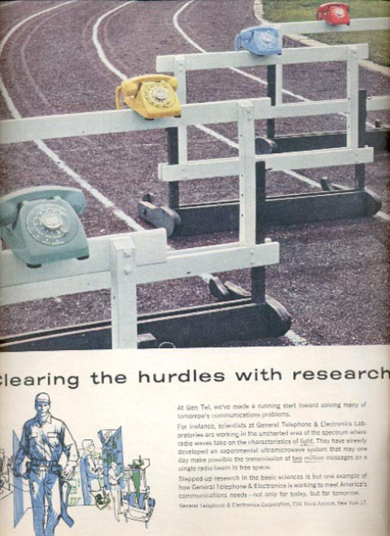 1960 General Telephone & Electronics  ad (#5507)