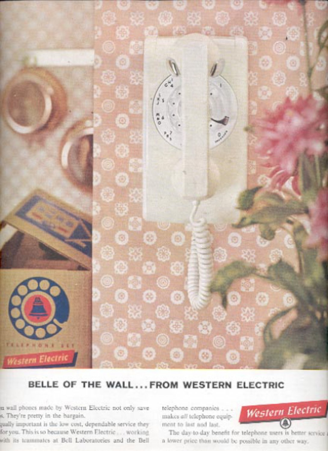 1960 Western Electric manufacturing and supply unit   ad (#5471)