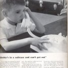 1964 -  Bell System- American Telephone & Telegraph Co. ad (# 4513)