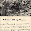 1945 Bell Telephone System ad ( #2335)