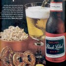 1964 Carling Black Label beer  ad (#5385)