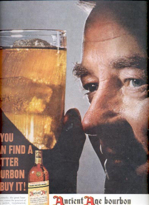 1957  Ancient Age Bourbon  ad (# 4935)