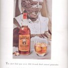 1957  Old Grand-Dad Bourbon Whiskey ad (# 4739)