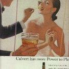 1960  Calvert Reserve ad (# 1330)