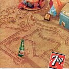 1959 -  (Seven Up )   7 Up ad (# 2107)