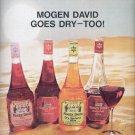 Nov. 19, 1966      Morgan David Dry Wines     ad  (#1181)