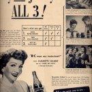 Dec. 8, 1947     Royal Crown Cola with Claudette Colbert   ad  (#6392)