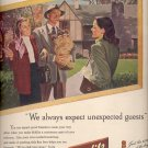 Sept. 1, 1947  Schlitz Beer      ad  (#6446)