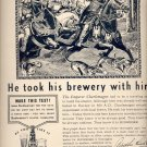 Oct. 25, 1937   Budweiser King of Bottled Beer   ad  (#6498)