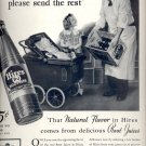 May 31, 1937    Hires Root Beer       ad  (#6532)