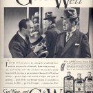 March 22, 1937   G & W  Whiskey        ad  (#6552)