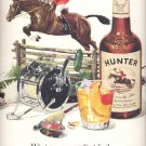 Aug. 9, 1948     Hunter Whiskey   ad  (#3449)