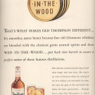 June 2, 1947   Old Thompson Whiskey     ad  (#6604)