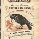 1946 Old Crow ad (# 1992)