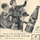 1937  Hires Root Beer ad ( #1849)