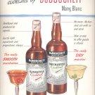 Sept. 2, 1946  DuBouchett Cocktail   ad  (#3643)