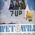 Jan. 15, 1966  (Seven Up) 7 up First against Thirst ad (#232)