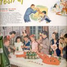 Feb. 17, 1947   Fresh Up with Seven- Up! (7up)  ad (#6231)