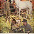 April 21, 1947 White Horse blended scotch whisky ad (#6189)