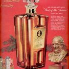 Dec. 1960 Old Grand-Dad Bourbon   ad (#5775)