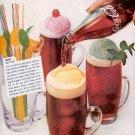 1960   Coca- Cola  ad (# 2042)