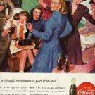 1946 Coca- Cola ad (#431)